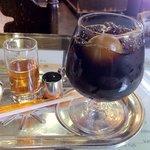 梅ダッチコーヒー